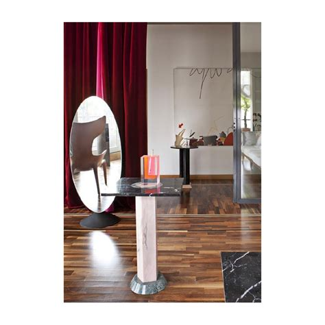 tavolo driade tavolo specchio driade psiche design philippe starck