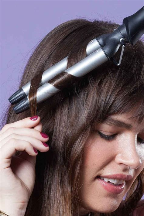 barrel curl hairpieces 17 best ideas about curling iron tutorial on pinterest