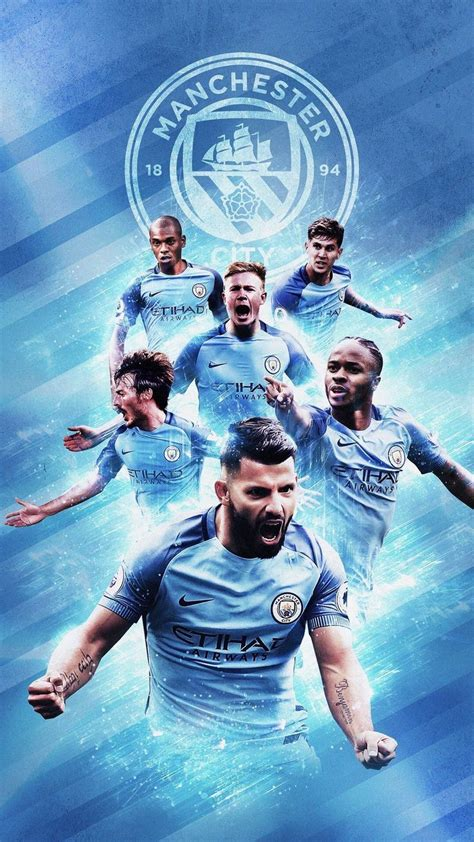 manchester city 2018 wallpapers wallpaper cave