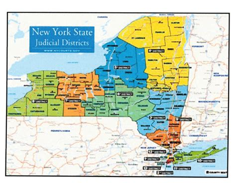 map of new york state judicial districts professional ethics with all due respect