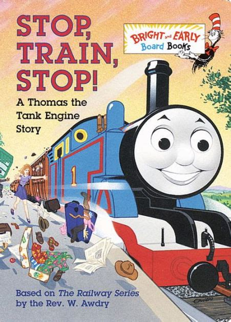 libro the tank book the stop train stop a thomas the tank engine story by rev w awdry hardcover barnes noble 174