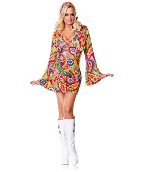 Pilgrim Decorations Hippie Costume Women Hippie Costumes