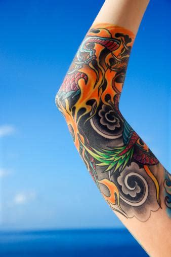 where is the least painful spot to get a tattoo beautiful inner arm design for tattoomagz