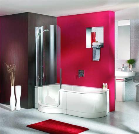 Dusch Badewanne Mit Tür by Dekor Wand Badewannen