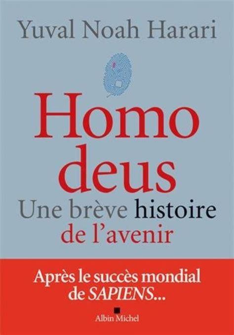 deus breve historia ma deus a history of tomorrow edition books libraire la page librairie fran 231 aise