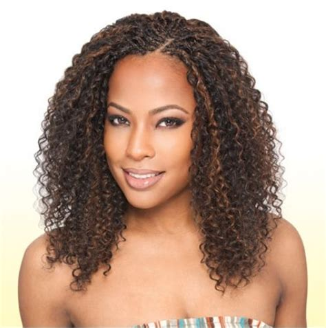 human curly hair for crotchet braiding straight human hair crochet braids kind of hair extensions