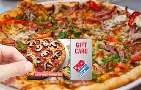 Dominos Gift Card Paypal - dominos pizza with paypal