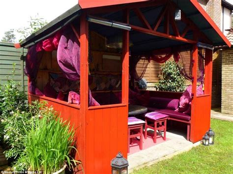 Backyard Summer Ideas Shed Of The Year Entries Include Hut For Fairies And