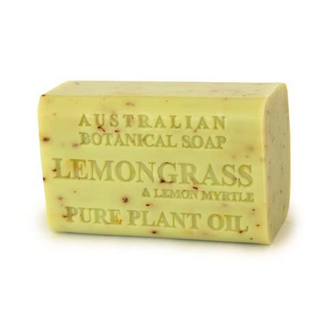 Handmade Soap Melbourne - lemongrass lemon myrtle soap
