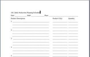 bakery production schedule template production 組圖 影片 的最新詳盡資料 必看 www go2tutor