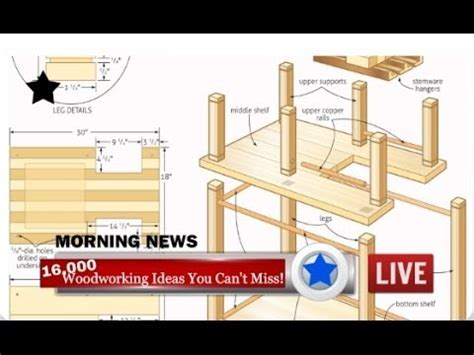 Ted's Woodworking Plans Free Download