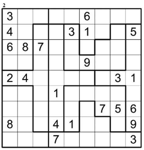 printable jigsaw sudoku puzzles bilkent news jigsaw sudoku