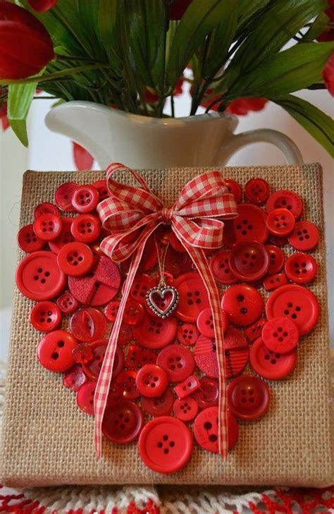 Lovable and stunning valentine day DIY craft photographs