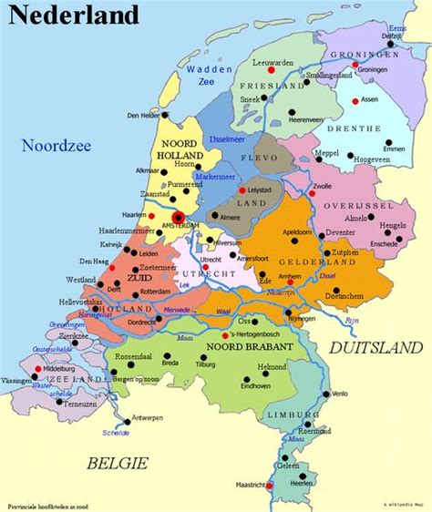 netherlands surrounding countries map best 25 ideas on netherlands