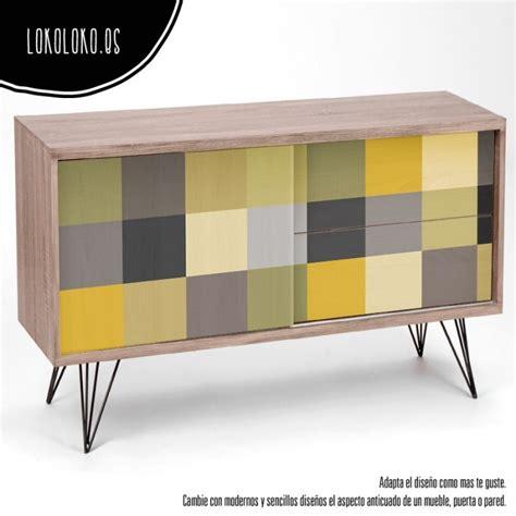 vinilos para muebles patr 243 n geom 233 trico 8 vinilo para muebles suelos y paredes
