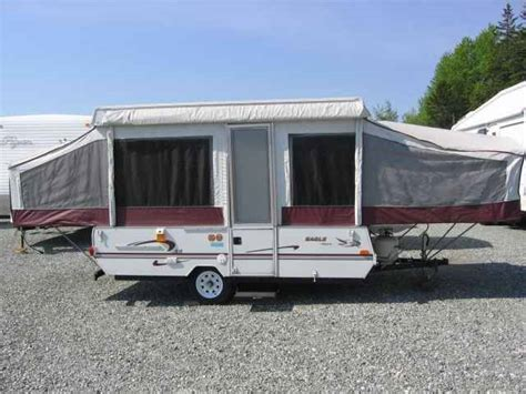 hardtop awnings for trailers 1999 jayco hard top tent trailer 10ft for sale from