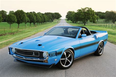 mustang conversions retrobuilt debuts 69 shelby gt500cs conversion the