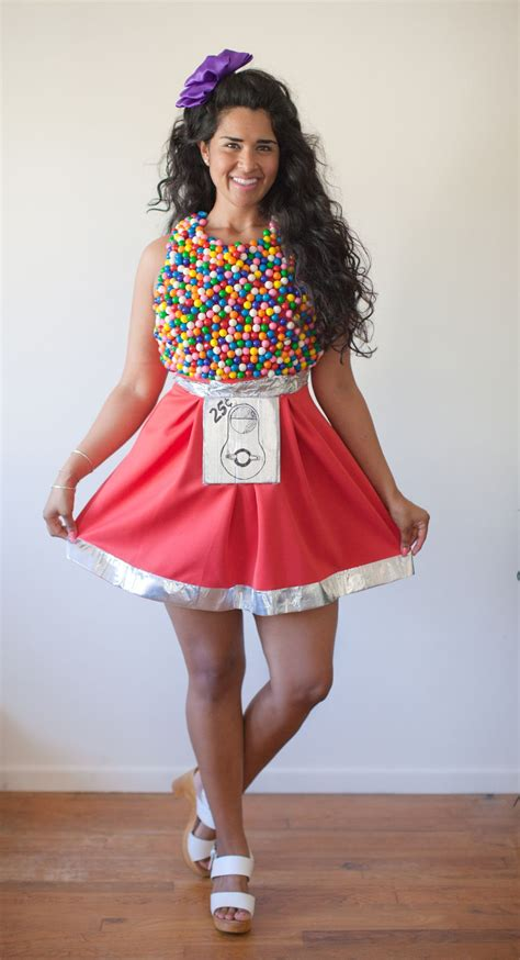 gumball machine costume  cool   unique