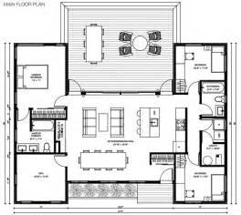 Floor Plans Small Homes Prefab Home Plans 1 Modern Prefab Home Floor Plans Smalltowndjs