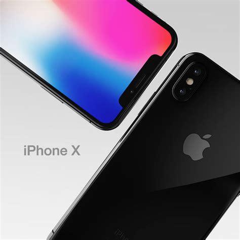 apple iphone x 3d model vr ar ready cgtrader