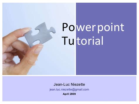 tutorial for powerpoint powerpoint tutorial presentation tips tricks