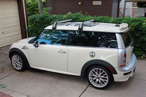 books about how cars work 2009 mini clubman on board diagnostic system buy used 2009 mini cooper clubman john cooper works edition in dearborn michigan united states
