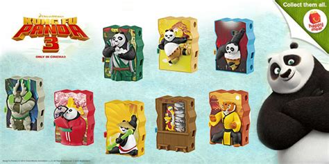 Mc Donalds Happy Meal Kungfu Panda 3 discover happiness in a box with mcdonald s new corn cup