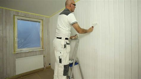 interior painting step 3 painting the walls youtube m 229 la panel steg f 246 r steg youtube