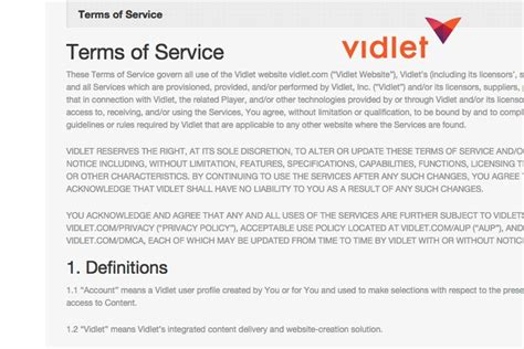 terms of service template terms of use template and generator for 2017