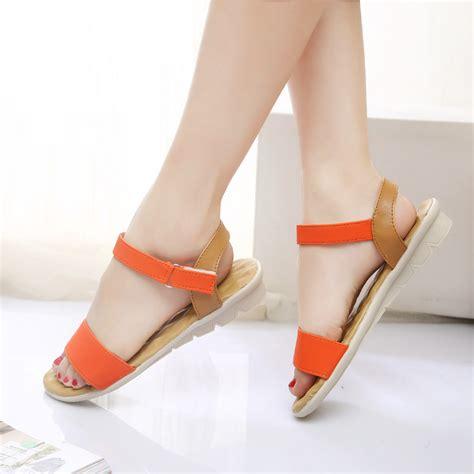 summer sandal boots flat sandals 2017 fashion summer shoes wedge
