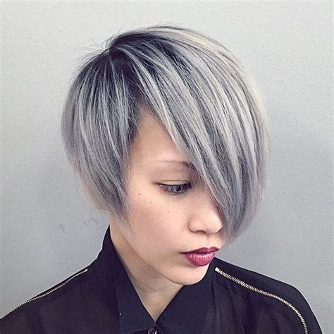Asymmetric Bob Hairstyles by Top 40 Catchy Asymmetrical Haircuts And Hairstyles