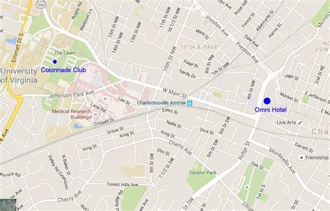 va usa map map charlottesville virginia usa virginia map