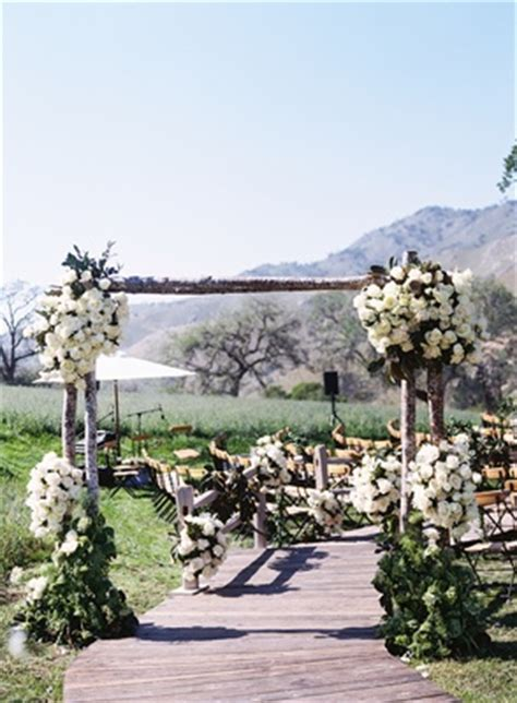 garden weddings in bakersfield ca rustic celebration on ranch in california designed by