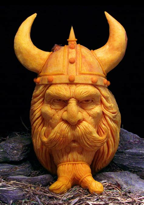 the feral irishman amazing pumpkin carvings