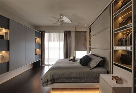 Bedroom Wallpaper Singapore How To Maximise Your Space In The Bedroom