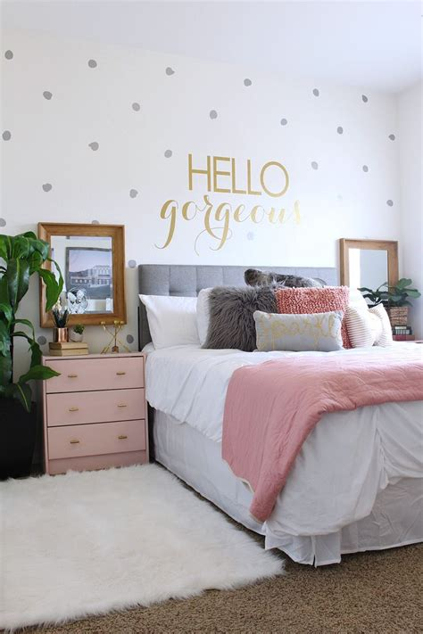 home decorating ideas bedroom teen room makeover ideas