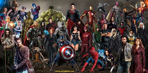 film marvel dc transcending the dc vs marvel rivalry with a superhero