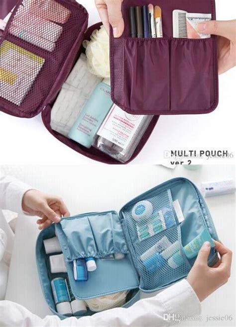 Baru Travel Mate Organizer Bag best cosmetic bags cases bra plus pocket monopoly travel mate bag organizer portable