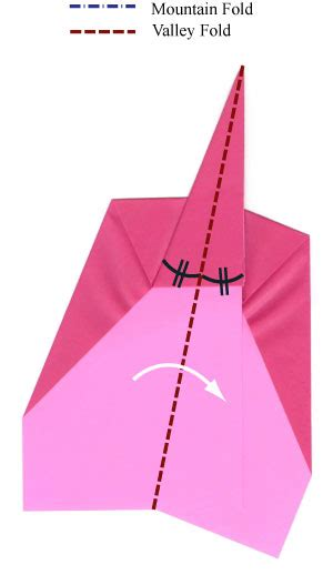 How To Make A Paper Airplane Turn - how to make a jet paper airplane page 6