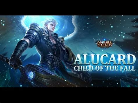 wallpaper alucard child of the fall hd mobile legends bang bang new skin of alucard child of
