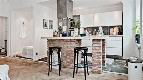 cocinas con barra americana fotos decorablog revista de decoraci 243 n