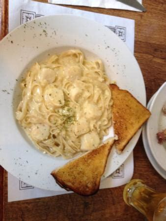 Links For 2006 08 18 Delicious by Scallop Alfredo Delicious Picture Of Coal Miner Cafe
