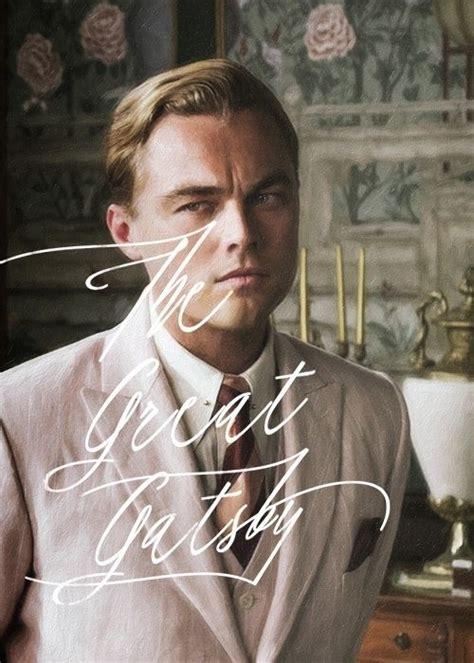 jay gatsby hair the great gatsby leonardo dicaprio movies pinterest