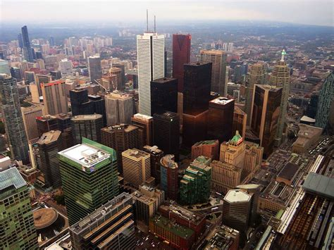 Ivey Mba Downtown Toronto by Economy Of Toronto