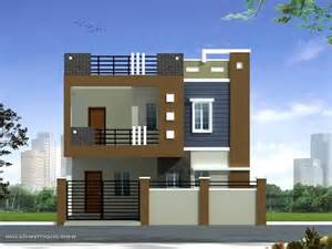 Duplex House Plans With Elevation Indian House Plan Elevation Studio Design Gallery Best Design