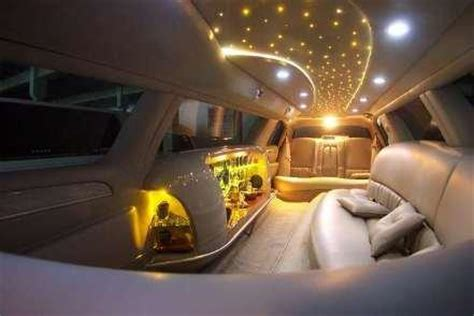 Sports Cars Lamborghini Limousine Interior
