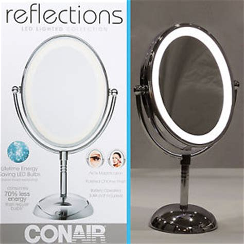 Conair Reflections Home Vanity Mirror by Conair Reflections Led Vanity Mirror Magnifying