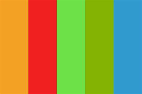creative color schemes creative color palette