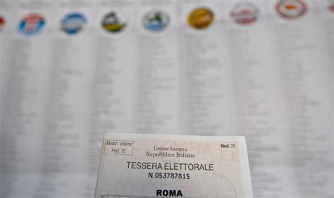 comune di torino ufficio elettorale come richiedere la tessera elettorale smarrita esaurita