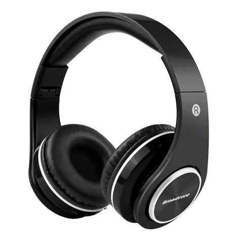 Headset Bluetooth Wireless broadcore wireless bluetooth headset wireless volume